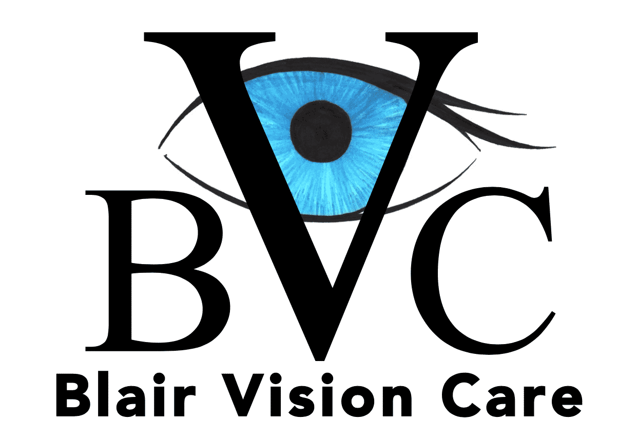 Blair Vision Care Home Page