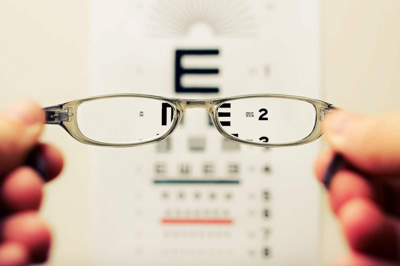 Comprehensive Eye Exams page link