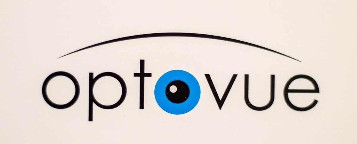 Optovue logo